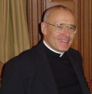 SCB entrevista Padre Ian Boyd, presidente do The G. K. Chesterton Institute for Faith & Culture