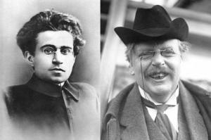 O dia em que Gramsci se rendeu a G.K. Chesterton