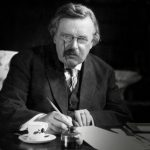 G. K. Chesterton e a denúncia do falso pacifismo da sociedade contemporânea