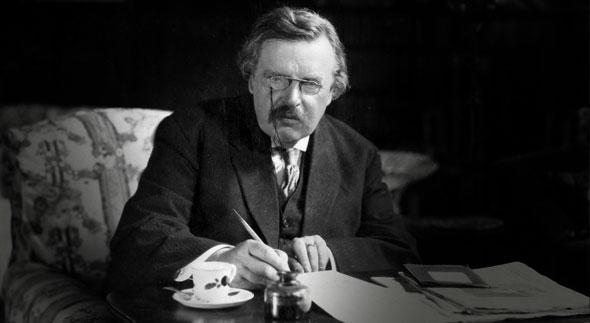 G. K. Chesterton e a denúncia do falso pacifismo da sociedade contemporânea