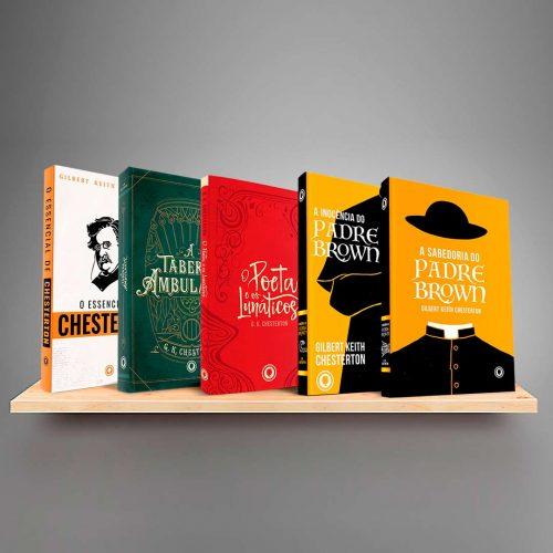 Combo Livros Chesterton
