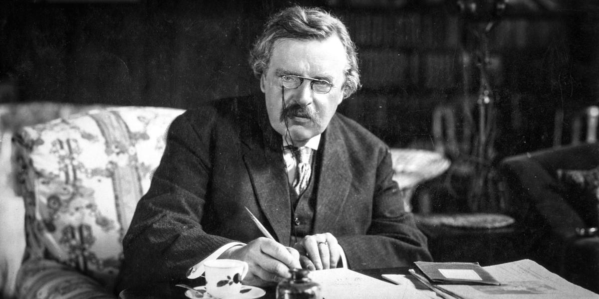 4 dicas para começar a ler Chesterton