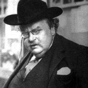 Chesterton lança seu encantamento sobre Tolkien