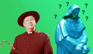 Alquimista do Acre? Parece um caso para o Padre Brown!