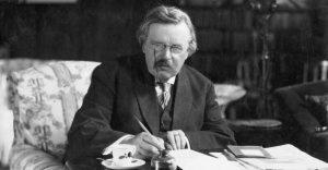 G. K. Chesterton bibliography