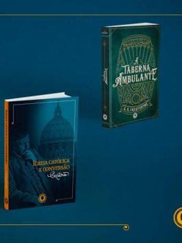 Livro Igreja Católica e Conversão + Taberna Ambulante