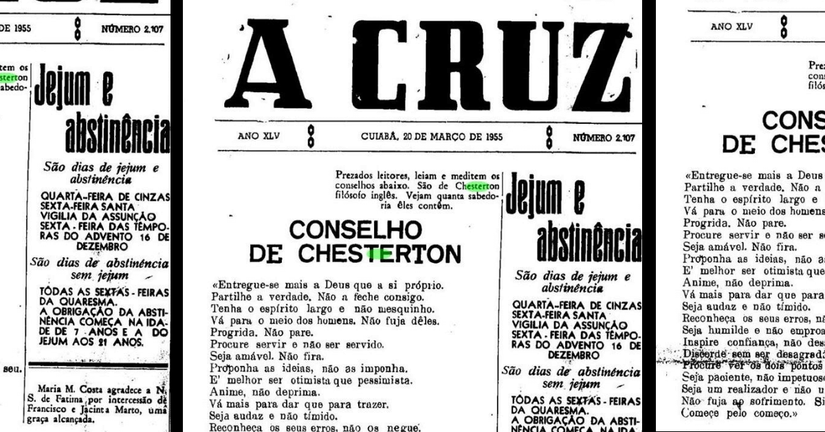 Conselho de Chesterton