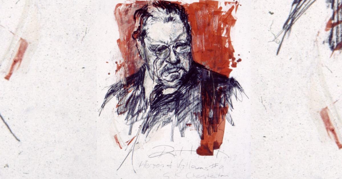 A influência de Tomás de Aquino na obra de G. K. Chesterton