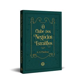O Clube dos Negócios Estranhos