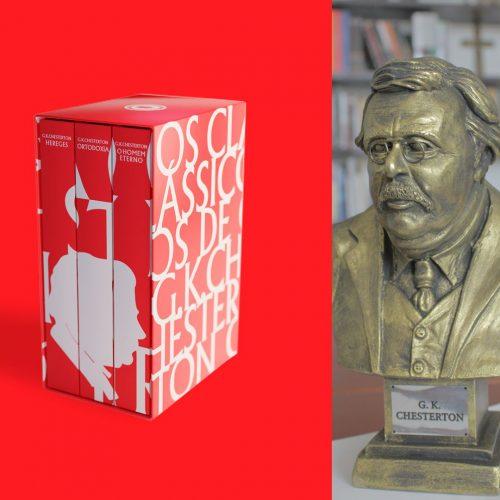 Protegido: Box Clássicos e Busto Chesterton