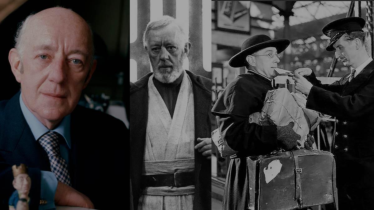 DE HAMLET A PADRE BROWN, DE CHESTERTON: A EMOCIONANTE CONVERSÃO DO ATOR ALEC GUINNESS AO CATOLICISMO
